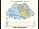 видео The Next California Earthquake...Наблюдение за волнами от землетрясения магнитудой 7,9 на Аляске, прошедшее через североам