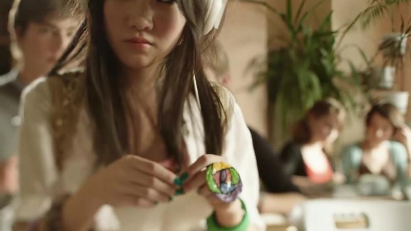 Сплин - The Splean - Дочь самурая (Official video)