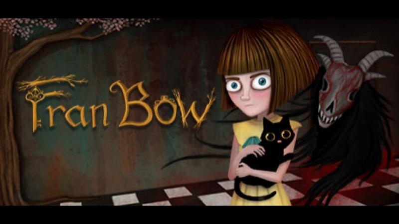 Врединка играет в Fran Bow | 2