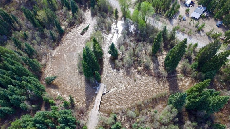 RDOS Spring Flooding | Cawston and Area F | May 10, 2018