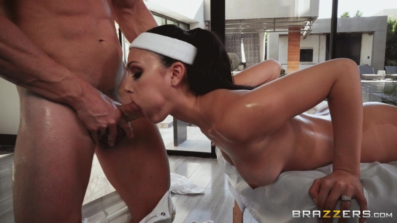 Riding That Endorphin High Ariana Marie December 04, 2017 Anal Fingering Ass Licking Blowjob Doggystyle (