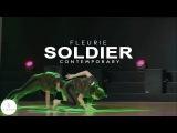 Fleurie - Soldier I Feel the Beat  Anna Konstantinova  VELVET YOUNG
