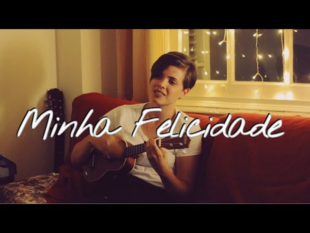 Minha Felicidade - Roberta Campos (cover by Elena Weller)