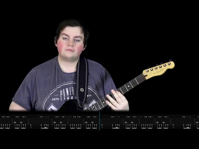 KMAC TELECASTERS CAN'T DJENT ONSCREEN TAB