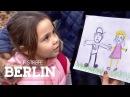 Mutter geklaut Kind malt Phantombild der Täter Auf Streife Berlin SAT 1 TV