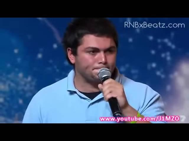 Human Car Sounds Australia's Got Talent 2012