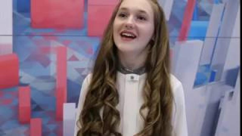 Коряжемка Ксения Чиликина – лауреат Дельфийского фестиваля «Таланты Поморья»