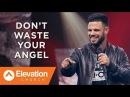 Стивен Фуртик - Не упусти своего Ангела (Don't Waste Your Angel) | Проповедь (2018)
