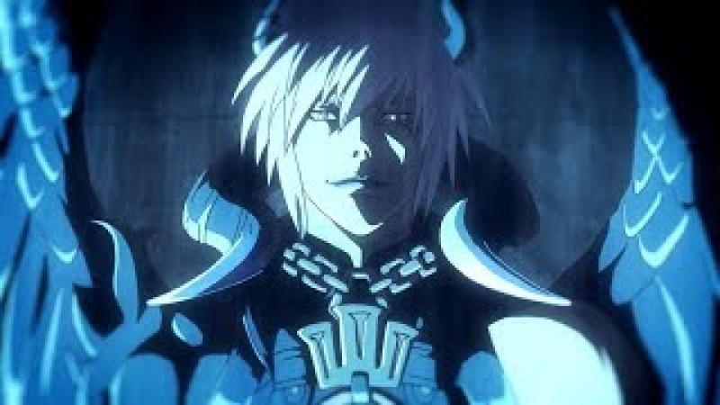 Аниме 2 часть Ярость Бахамута Невинная душа Shingeki no Bahamut Virgin Soul 2 сезон