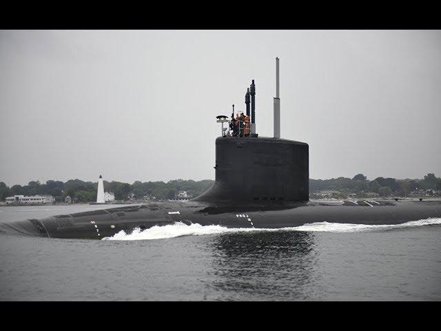 Пять самых быстрых субмарин мира