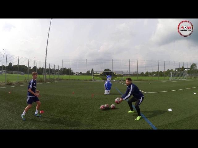 AM Sports-Individualtraining mit Dennis Grom (FC Deisenhofen)