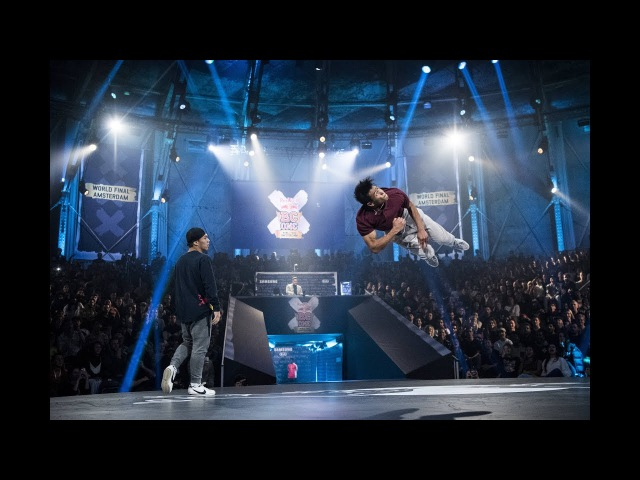 Issei vs Willy | Top 16 | Red Bull BC One World Final 2017