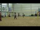 Beach volley Cup U20 Russia 2018 W18 Sokolova-Levshina and Movchan-Daineko