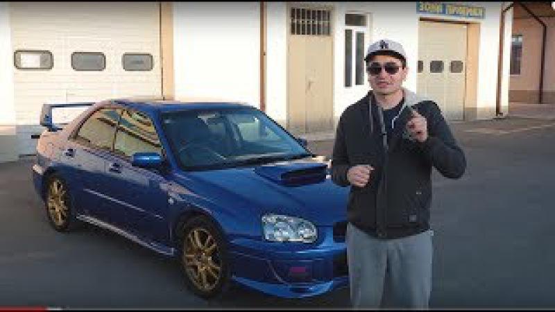 Subaru WRX STI - Мощности много не бывает! Раллийная прошивка! Замеры! Гонка с М5!