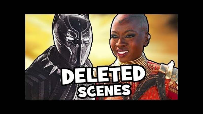 Black Panther DELETED SCENES, Alternate Ending Post Credits Missing Characters