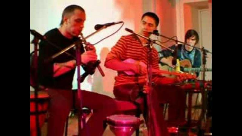 Modern Ethnic World Music   Toke-Cha   BULAT Gafarov   Live ◉