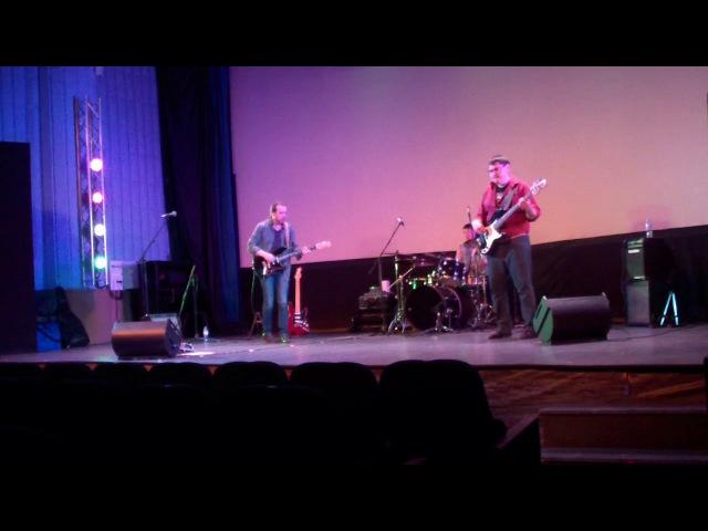 J.A.M. blues rock power trio. Black Hearted Woman