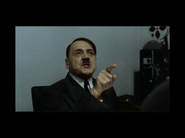 Гитлер в шоке от казахов Переозвучка