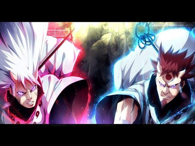 Ninja world.Новый перс на китае ХамураХагаромо
