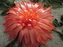 МК Хризантемы, вышивка лентами. Легко и просто!