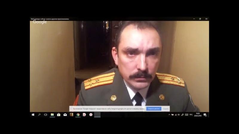ПРЯМОЙ ЭФИР С МИХАИЛОМ ШЕНДАКОВЫМ