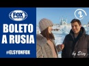 Fox Deportes con Elsy l Programa Boleto a Rusia l La seleccion brasileña