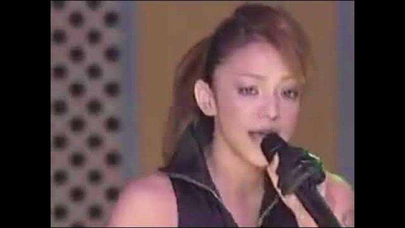 Namie Amuro ALARM MTV VMAJ 2004