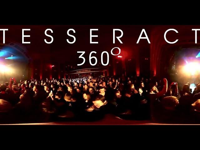 Tesseraсt в формате 360 градусов! Санкт-Петербург 2017