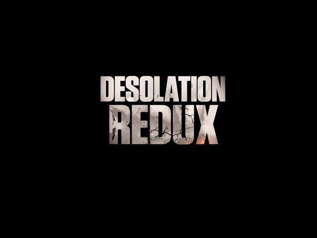ARMA 3 DESOLATION:REDUX SERVER