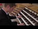 J S Bach Sinfonia Cantata 29 Olivier Penin Orgue Ste Clotilde Paris