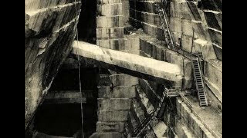 Каменоломня Бяки - 180 км подземных ходов за 4 века добычи известняка