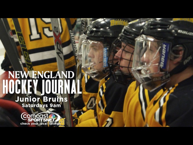 New England Hockey Journal - Ep 6 - Junior Bruins