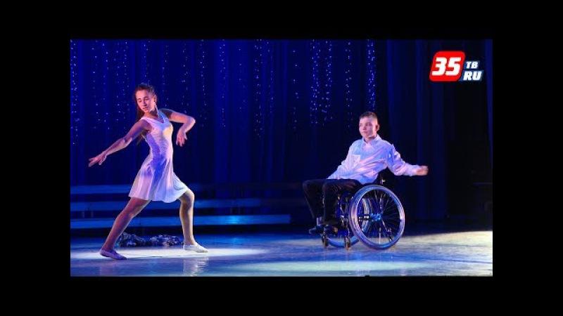 О любви расскажут танцы на колясках: премьера экспериментального спектакля в Че...