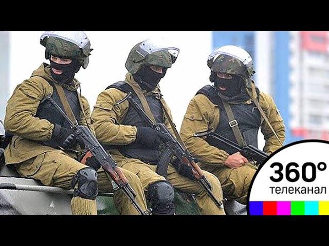 Полиция продолжает держать оцепление у фабрики Меньшевик в Москве