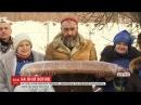 13 СІЧНЯ 2018 р Добровольці під Авдіївкою відзначають свята під звуки пострілів