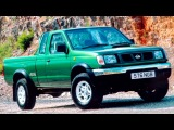 Nissan Pickup Navara King Cab UK spec D22