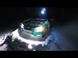 ЗИМОЙ ПО ПОЛЮ-2! НА SUBARU FORESTER STI vs SNOW SIBERIA SONY Х3000 STEADICAM FEIYU G4-GS