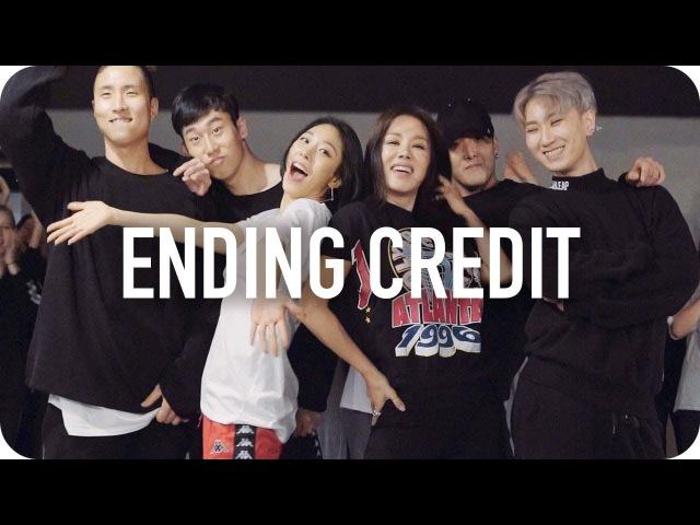 Ending Credit - Uhm Jung Hwa (엄정화) Lia Kim Choreography