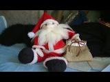 Como Hacer Papa Noel para Punta de Arbol- HomeArtTv por Juan Gonzalo Angel