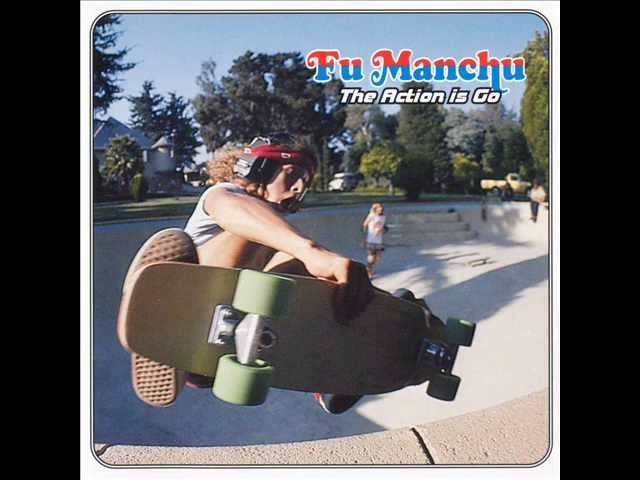 Fu Manchu - Trackside Hoax