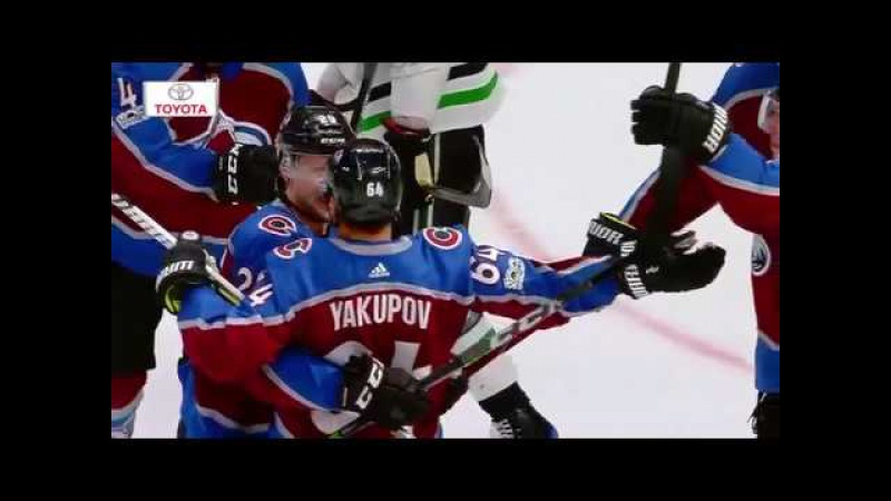 Nail Yakupov beats the buzzer with awesome shot (2017)