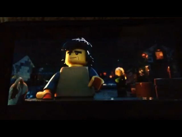 Ninjago Movie Doc and Bridge deleted scenes
