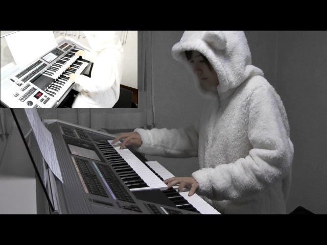 【 美女と野獣 】 エレクトーン演奏 BEAUTY AND THE BEAST Electone performance