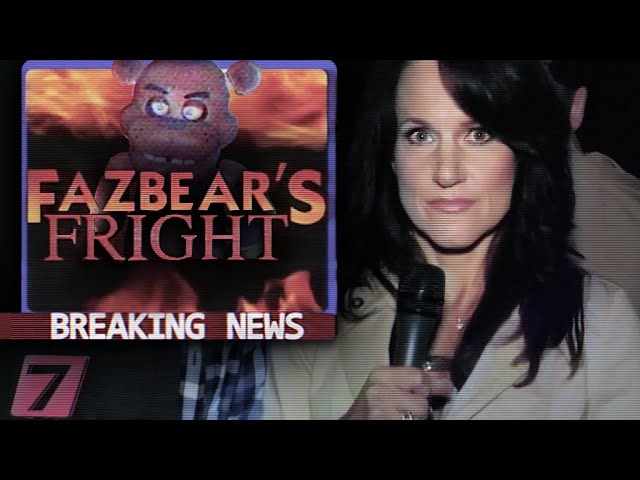 Five Nights at Freddy's : Fazbear's Fright Breaking News Report
