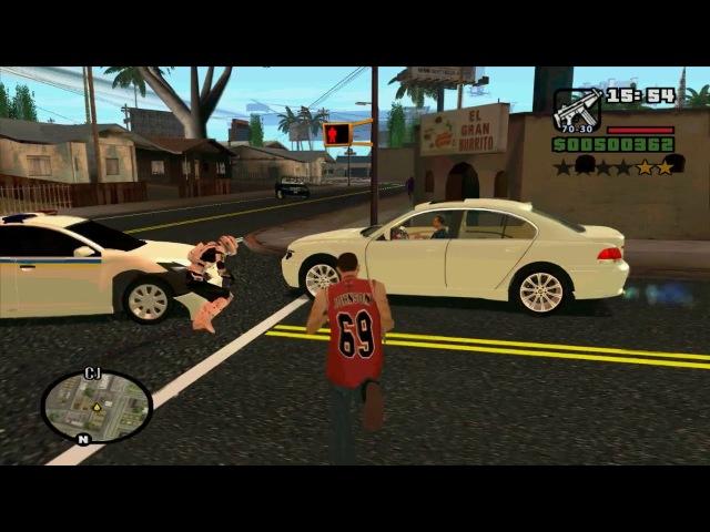 Немного зашквара в GTA San Andreas Super Cars (18)