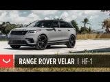 Vossen Hybrid Forged HF-1 Wheel Range Rover Velar Gloss Black