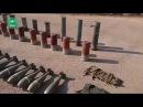 Сирия: специальный корреспондент ФАН побывал на складе террористов, обнаруженн ...