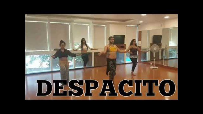 Luis Fonsi, Daddy Yankee - Despacito    Bellydance Jazz Oriental    Arun Bhardwaj Choreography