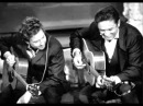 Bob Dylan And Johnny Cash - I Walk The Line