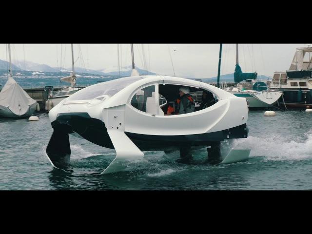 Winter Test 1 Bubble T on Geneva Lake